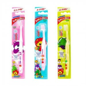 Kodomo Tooth Brush 1 Set