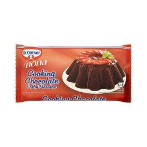 Dr. Oetker Cooking Chocolate Dark - 200gm