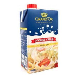 Grand'Or UHT Cooking Cream 20%-1ltr