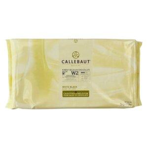 Callebaut White Chocolate - 5kg