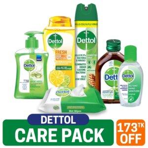 Dettol care pack