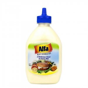 Alfa Mayonnaise Squeeze 500ml