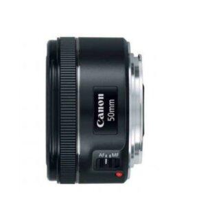 Canon EF 50mm f/1.8 STM Prime Lens