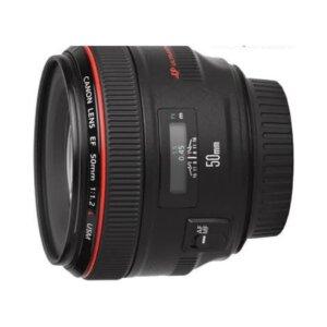 Canon EF 50mm f/1.2L USM Prime Lens