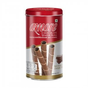 Tong Garden Amore Chocolate Wafer Rolls-300gm