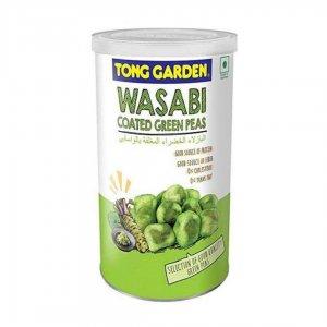 Tong Garden Wasabi Green Peas - Tall Can - 180 Gm