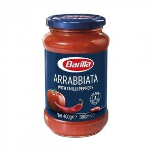 Barilla Arrabbiata Sauce 400Gm