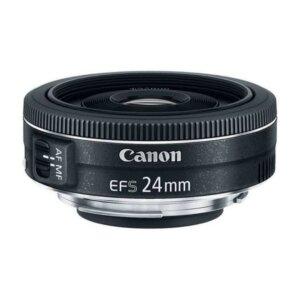Canon EF-S 24mm f/2.8 STM Prime Lens