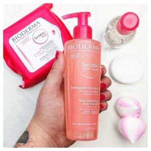 Bioderma Sensibio Mild Cleansing Foaming Gel Sensitive Skin-200ml