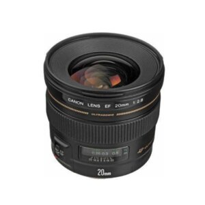 Canon EF 20mm f/2.8 USM Prime Lens