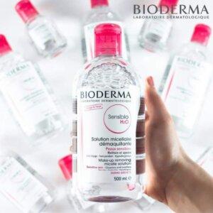 Bioderma Sensibio H2O Purifying Cleansing Micellar Water-500ml