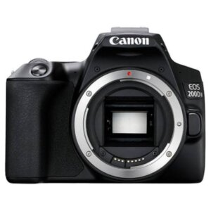 Camera Canon EOS 200D II DSLR with 18-55mm IS STM Lens