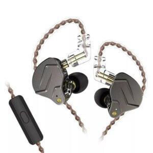 KZ-ZSN Pro Hybrid Heavy Bass Earphones