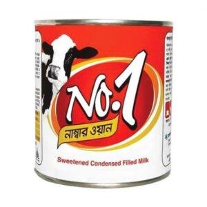 No.1 Cond. Milk 400gm