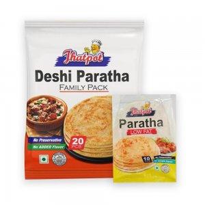 PRAN Frozen Premium Paratha-20 pcs (1300gm)