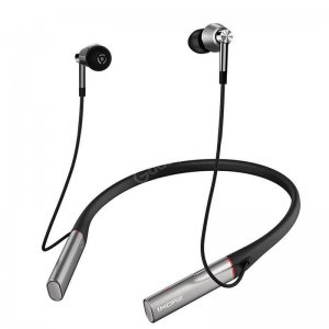 1More Triple Driver Bluetooth Headphones E1001BT- (Silver)